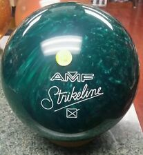 AMF Strikeline plastic 12 lbs new bowling ball