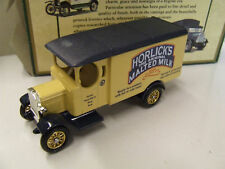 MORRIS VAN 1931 HORLCIK'S MALTED MILK  METAL DAYS GONE - Référence  DG43027