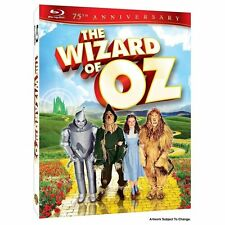 The Wizard of Oz (Blu-ray Disc, 2013) NEW