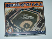 """NEW """"Echoes of Tiger Stadium"""" CD's Audio Stories of Detroit Michigan & Trumbull"""
