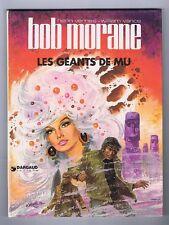 BOB MORANE. Les Géants de Mu. VANCE 1975 - EO.