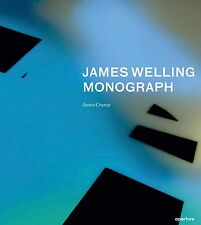JAMES WELLING: Monograph 2013 Photography Exhibition Book / Catalogue **NEW**