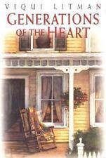 Generations Of The Heart - LikeNew - Litman, Viqui - Paperback