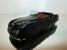 ABC147 LANCIA ASTURA CABRIO FARINA 1947 - BLUE 1:43 - EXCELLENT CONDITION - 12