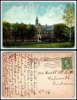 INDIANA Postcard - Indianapolis, German Protestant Orphan's Home G46