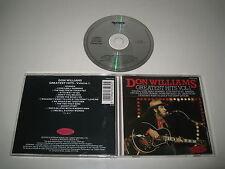 Don Williams/Greatest Hits vol.1 (Pickwick/pwks 503) CD Album