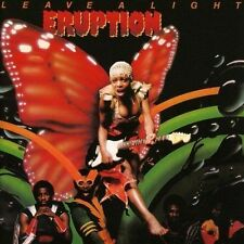 ERUPTION - LEAVE A LIGHT NEW CD