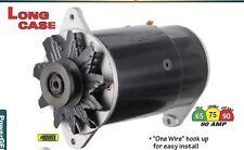 [82051] Powermaster # GM PowerGEN Long 90Amp 12V Alternator (Black)