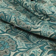 Unbranded by the Metre Jacquard Floral Craft Fabrics
