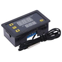 W3230 LCD DC 12V 20A Digital Thermostat Temperature Controller Meter Regulator