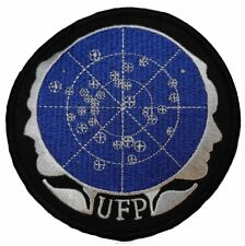 Star Trek Original Series United Federation of  Planets Embroidered Logo Patch