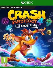 Crash Bandicoot 4 - It's About Time    XBOX ONE  EU   PREORDER  02/10/2020
