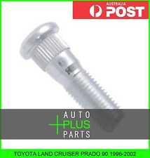 Fits TOYOTA LAND CRUISER PRADO 90 1996-2002 - Wheel Hub Stud Lug
