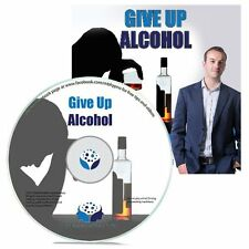 Give Up Alcohol Hypnosis CD + FREE MP3 VERSION cut down on drinking