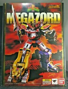 Power Rangers Megazord GX-72 Soul of Chogokin