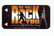 BALLY'S Las Vegas Room KEY - Queen / We Will Rock You show - Casino Hotel