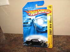 Hot Wheels 2007 New Models Buick Grand National Black VHTF NIP #10/36