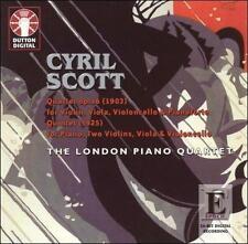 Cyril Scott: Chamber Music (CD, Nov-2001, Dutton Laboratories)