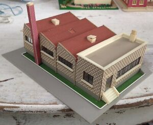 JOUEF usine HO maquette montée démontable maison ville village décor