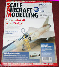 Scale Aircraft Modelling 31.12 Spad,Lagg-3,IAR-80,Mirage 2000