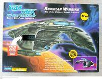 Star Trek The Next Generation ROMULAN WARBIRD Playmates 6154 1993
