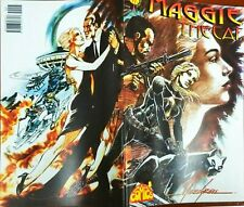 Mike Grell's Maggie The Cat Kickstarter 3 Alarm Comics Exclusive Limited to 100