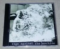 RAGE AGAINST MACHINE - Self-Titled  - CD