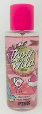 1 VICTORIA'S SECRET PINK THORN TO BE WILD SCENTED BODY MIST PARFUME 8.4 OZ