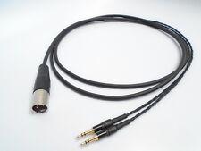 Dyson Audio Beyerdynamic T1 T5 Denon AH-D7200 D600 Starquad Headphone Cable 2M