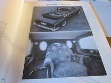 Deutsches Automobil Archiv 3 Prominenz 3038 Autos für den Papst Papamobil