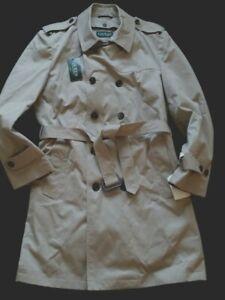 Ralph Lauren Mantel Trenchcoat mit herausnehmbaren Futter Gr.42R=52D**NEU