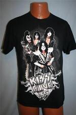 KISS 2009 Kiss Alive 35 Concert Tour T-SHIRT Medium ROCK Gene Simmons SPARKLE