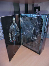 """Box Only!   Neca Freddy vs Jason Friday the 13th 7"""" Ultimate Action Figure"""