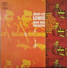 JERRY LEE LEWIS High Heel Sneakers Vinyl LP Record 1970 Canadian Pressing