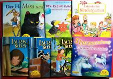 8 pixi Lauras Stern Kindergarten Rabe Socke Sternenschweif Katzen Hase Igel