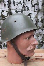 Casque Lourd Armée de Terre Bulgare -*- Tour de tête 60 cm -*-