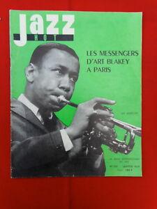 MUSIQUE JAZZ HOT JANVIER 1959 N° 139 LEE MORGAN
