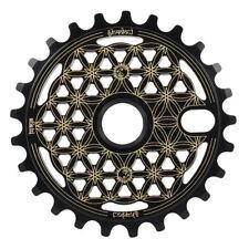 SHADOW CONSPIRACY MAYA BMX BIKE BICYCLE SPROCKET 25t FIT HARO SE SUBROSA BLACK