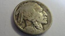 1913-D Type 2 5C U.S. Mint Buffalo Nickel