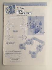 Exin Castillos PDJ -- INSTRUCCIONES -- JAIME ( I )  PRIMERO EL CONQUISTADOR