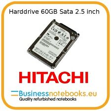 HITACHI LAPTOP HARDDRIVE 2.5 INCH 60GB SATA
