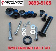 - New - Specialized Frame Bolt Kit SBC Enduro 02-03 (9893-5105)