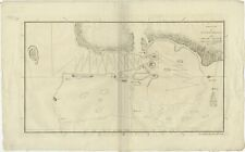 Sketch of Tongataboo Harbour (..) - Cook (1784)