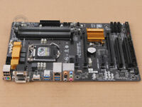Original GIGABYTE GA-Z97-HD3 V1.0, LGA 1150 Socket H3, Intel Motherboard Z97 ATX