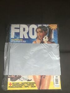 Front UK Magazine #99 Summer 2006 US Edition SEALED In Cover-Rare