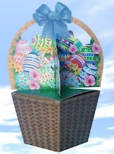 Easter Basket Gift Box - Wrapping paper