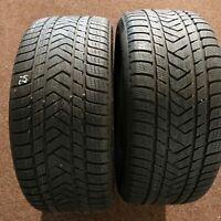2x Pirelli Scorpion Winter 285/40 R21 109V DOT 2416 5 mm Winterreifen