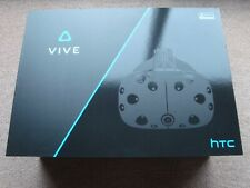 HTC Vive - Virtual Reality Headset - Complete kit Inc. Wands & Base Stations