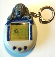 """RARE ! 1990's KEYCHAIN ELECTRONIC POCKET DOG GAME > (NEW BATTERIES) """"C"""" PHOTOS !"""