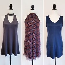 [LOT OF 3] Women's Assort. BRAND NAME Fall Dresses, Small